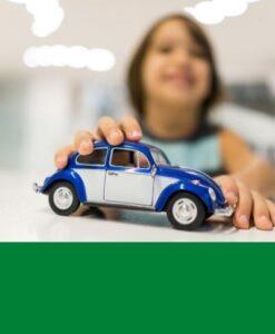 比例模型車