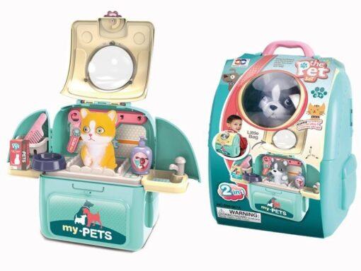 008-967A_THE PET SET_寵物背包套裝