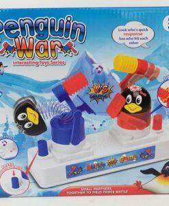 0170_PENGUIN WAR GAME WITH SOUND_企鵝對打聲響遊戲