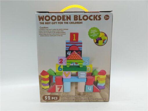 0362_NUMBERS WOODEN BLOCKS (52 PCS)_趣味數字積木(52塊