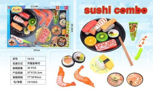 18-C2_SUSHI FOOD SET_壽司食物套裝
