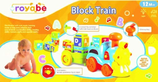 18009-趣緻音樂積木火車_Funny Block Train