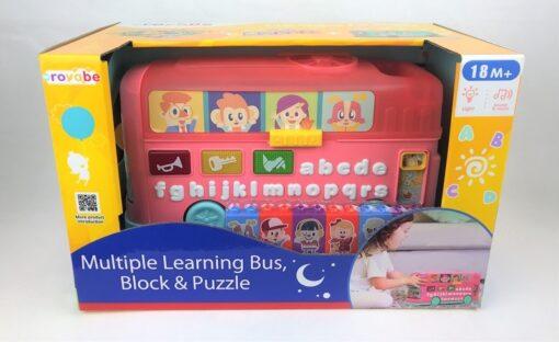 18012-ROYABE 多功能學習巴士_Multiple Learning Bus 1