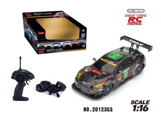 20123GS_1.16 NISSAN GT-R GT300(R35)四驅飄移遙控車_1:16 R/C NISSAN GT-R GT300(R35) R&D SPORT