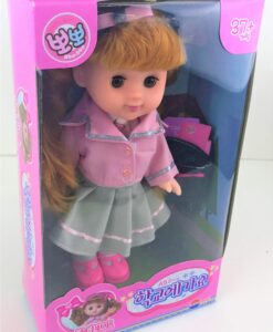 201801_Haoyile Korean doll (28cm) move eyes_韓國公仔(28cm) 眨眼睛