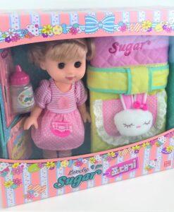 201810_Haoyile Korean doll set (28cm) blinks, milk_韓國公仔套裝(28cm) 眨眼睛,食奶