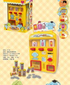 5115A_Fun Voice Vending Machine_燈光音樂飲料販賣機