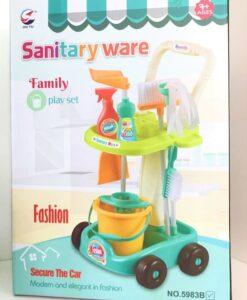 5983B_Family play set Sanitary ware_清潔套裝