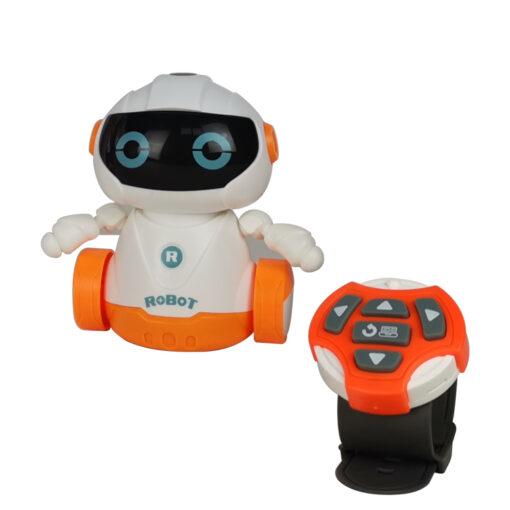 620-2_SMART REMOTE CONTROL ROBOT_編程遙控機械人