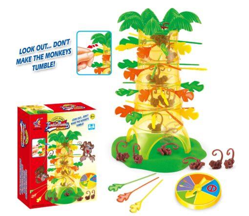62788_Draw Monkey Game_抽籤猴子遊戲