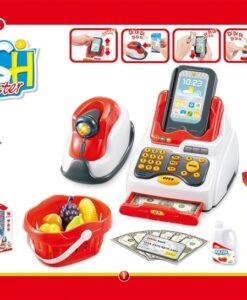 668-51_Light & sound suits the supermarket cash register_燈光音樂收銀機套裝