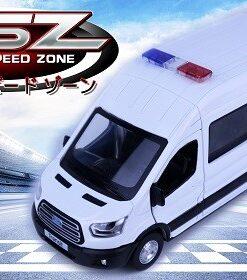 68471_1.35 MSZ S-L Die-Cast Transit ( Police Car )