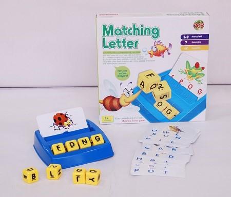 707-18-益智字母搭配遊戲_Matching Letter Game
