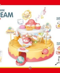 777-5_CANDY PARADISE - ICE CREAM PARTY WITH LIGHT & SOUND_電動音樂旋轉雪糕派對