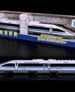 7815-A21_FINGERPRINT HIGH SPEED RAIL TRAIN_指紋感應電動高鐵