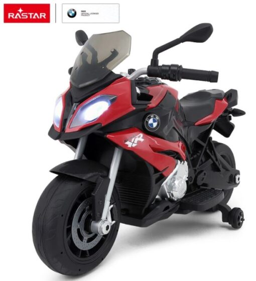 87700_BMW motorcycle_童車寶馬電單車_2