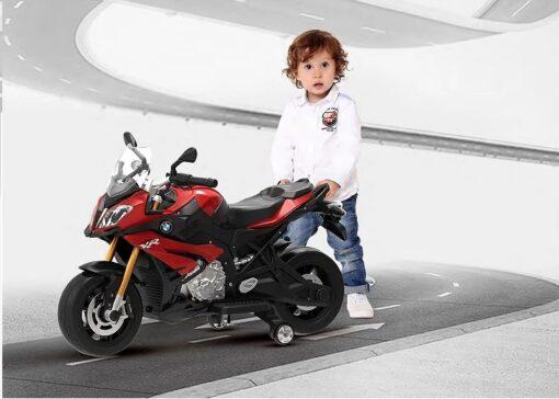 87700_BMW motorcycle_童車寶馬電單車_5