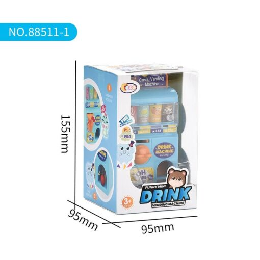 88511-1_FUNNY MINI DRINK VENDING MACHINE_迷你汽水機