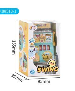 88513-1_FUNNY MINI SWING GAME MACHINE_迷你老虎機