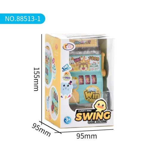 88513-1_FUNNY MINI SWING GAME MACHINE_迷你老虎機
