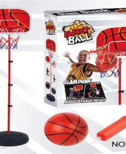 888-15_Basketball Adjustable Height_1.5米可升降籃球架