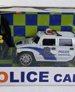 888-7_1:16 4通亮燈遙控員警跑車_1:24 WITH LIGHT REMOTE CONTROL POLICE CAR