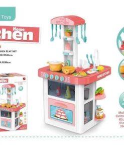 889-59_Home kitchen play set_家庭廚房玩具套裝
