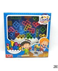 929-12_Keep Banlance Blocks_平衡桌面遊戲積木