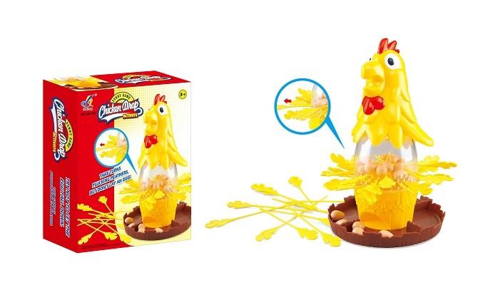 94788_Chicken Drop Game Set_小雞抽籤遊戲