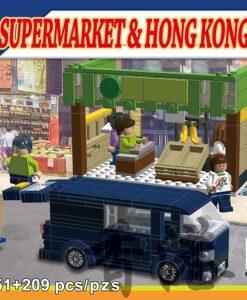 City-Stroy_RTS1_超市+客貨車套裝_Supermarket and Hong Kong Van Set_1