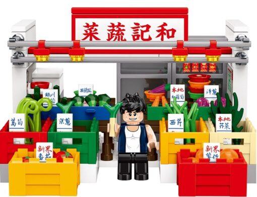 CityStory_小城故事_RT34_街市菜檔_VEGETABLE_STALL_6