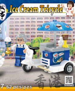 City_Story_RT07_小城故事積木_雪糕三轮车_Ice_Cream_Tricyle_1