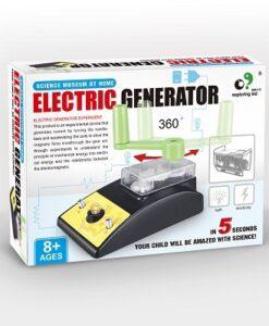 EK-D001-Exploring Kid DIY- Dynamo科學玩具-手動發電機