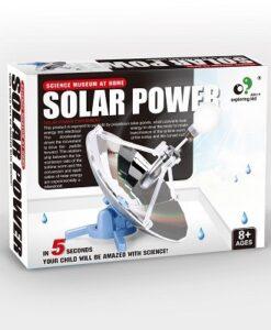 EK-D004-Exploring Kid_科學玩具_太陽能實驗裝置_Solar Power