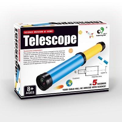 EK-D012_Exploring Kid科學玩具 - 單孔影像望遠鏡_Exploring Kid DIY -Telescope