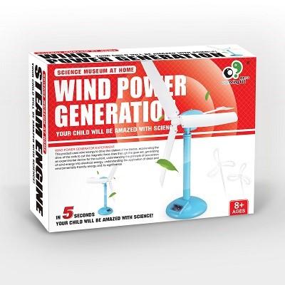 EK-D017-Exploring Kid_科學玩具_風力發電裝置_Windmill