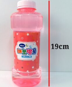 HT2010_500ML of Bubble Mixture (Korean Packaging)_500ML泡泡水(韓文包裝)