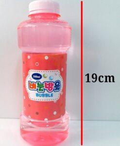 HT2010_500ML of Bubble Mixture (Korean Packaging)_500ML泡泡水(韓文包裝)