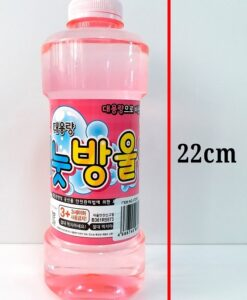 HT2011_800ML of Bubble Mixture (Korean Packaging)_800ML 泡泡水(韓文包裝)