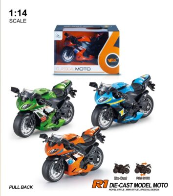 MY66-M1114_Diecast pull back action motorcycles(3 colors)_合金回力電單車(3種色)