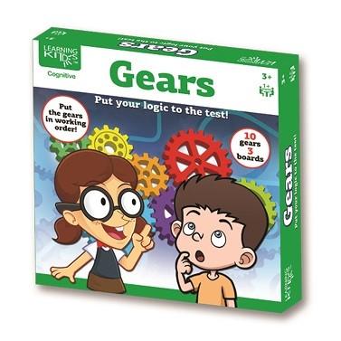PA9062-LEARNING KITD'S-齒輪運作遊戲_Gears