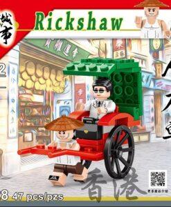 RT28-人力車_Rickshaw_1
