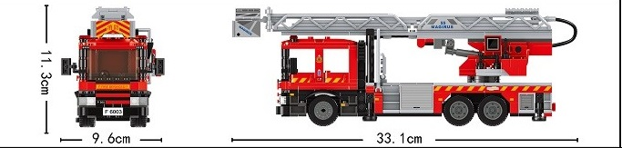 RT37-消防車_五十五米鋼梯_Hong Kong Fire Engine_55m Turntable Ladder_3