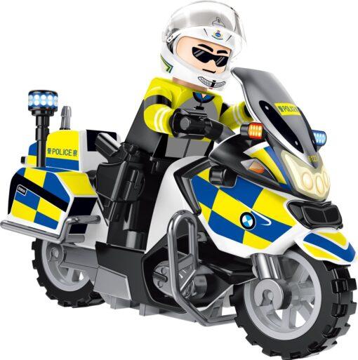 RT40_警察電單車5_CITY STORY - HONG KONG POLICE MOTORCYCLE (R900RT) ( 29Pcs/Pzs) @48