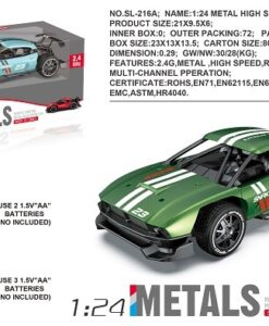 SL-216A_1:24 R/C METAL HIGH SPEED CAR(2 COLORS)
