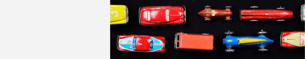 Toy Car Banner 玩具車