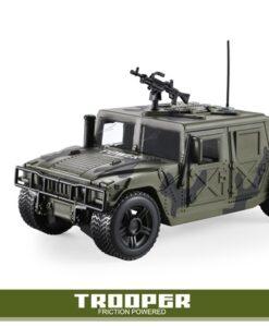 WY610A_1-16 Light & sound Jeep military vehicles_1:16 聲光慣性吉普軍車